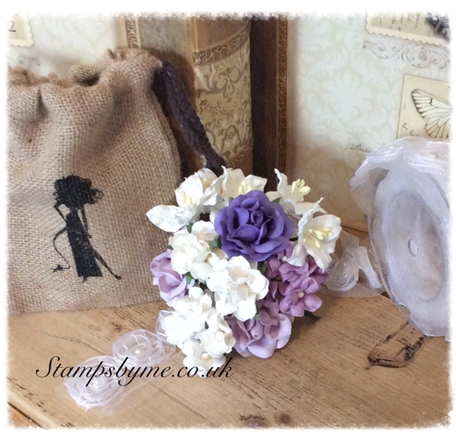 MIXED FLOWER BAGS / STARTER KITS LAVENDER COLLECTION