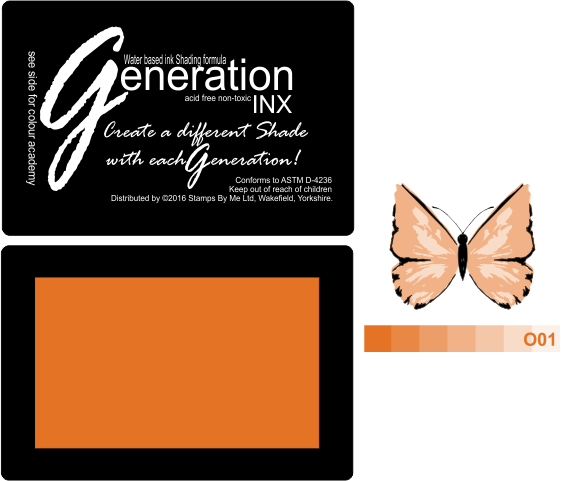 TV GENERATION INX Vol1 - Orange O01 - 090216d
