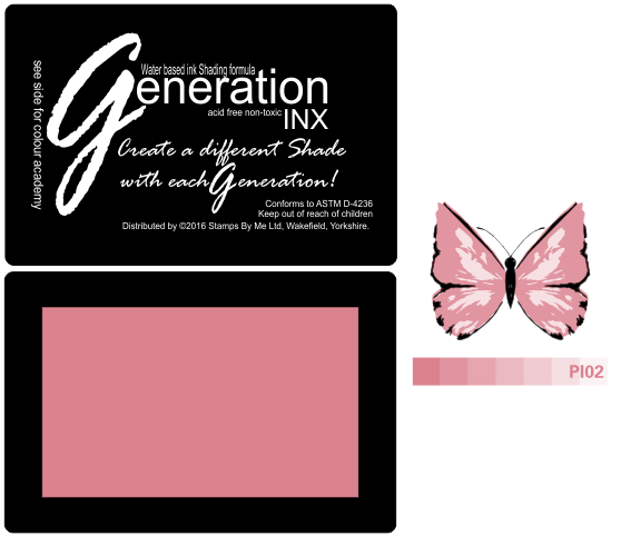 TV GENERATION INX Vol2 - Pink PI02 - 240516d