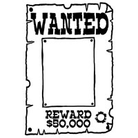 STAMP - Wanted 170716d