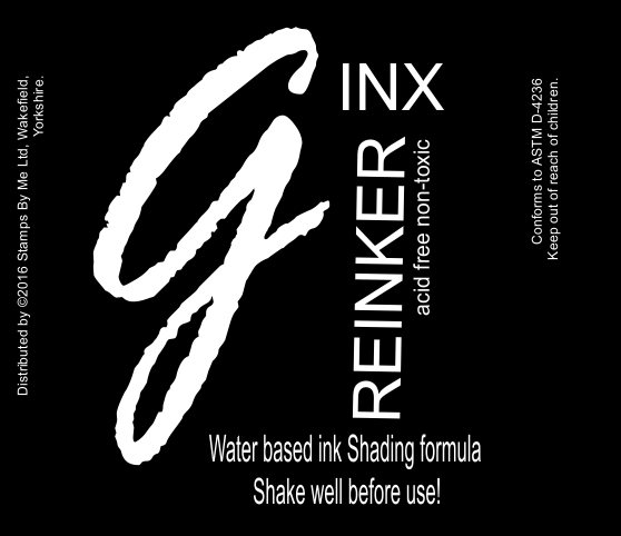 TV GENERATION INX Vol3 - REINKER - Dark Grey DG03 - 231016I