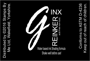 TV GENERATION INX Vol3 - REINKER - Sketch White - 081116a