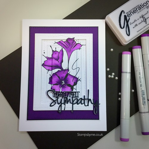May 27th 2017 Workshop - Stamp and Watercolouring Class - 130417a