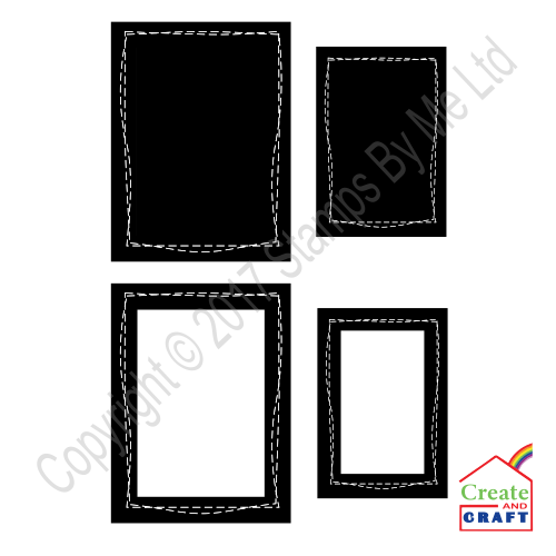 433744 - TV SYNERGY DIE - Paper Stitch Frame - 280817c