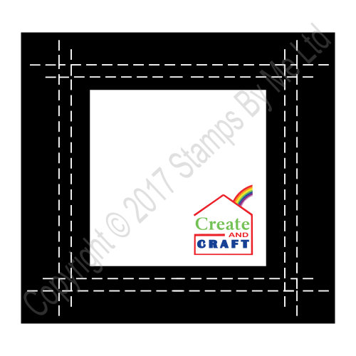 433745 - TV SYNERGY DIE - Artistic Stitch Frame 1 - 280817d