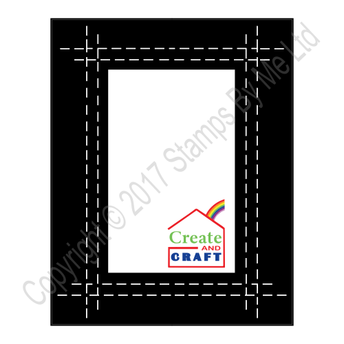 433746- TV SYNERGY DIE - Artistic Stitch Frame 2 - 280817e