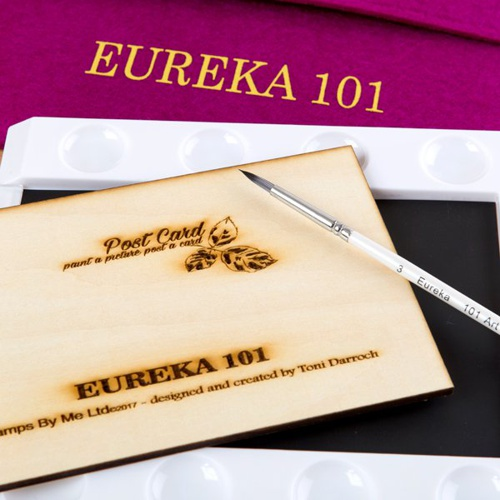 433697 TV - EUREKA 101 PICTURE POSTCARD - 231017a