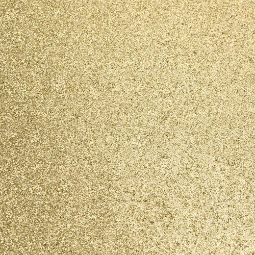 SOFT GLITTER CARD GOLD