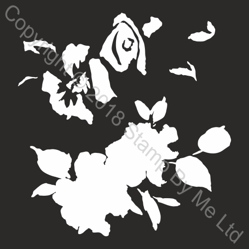 454479 TV - LAMINATION PLUS STENCIL - Layering Stencil 1 - 110718c