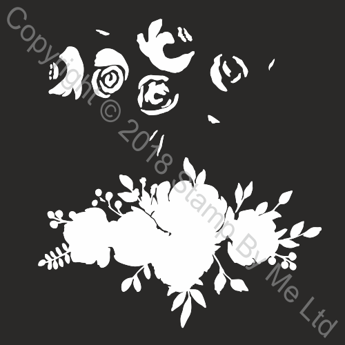 454480 TV - LAMINATION PLUS STENCIL - Layering Stencil 2 - 110718d