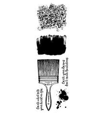 WOODWARE CREATIVE PAINTBRUSH