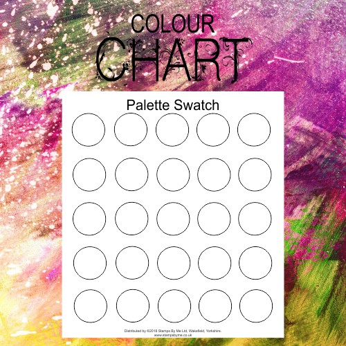 FREE DOWNLOAD - GENERIC COLOUR CHART