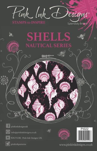 PINK INK DESIGNS SHELLS