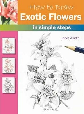 HOW TO DRAW EXOTIC FLOWERS