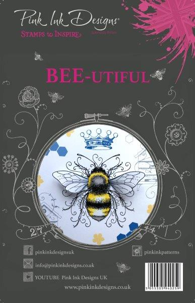 PINK INK DESIGNS BEE-UTIFUL
