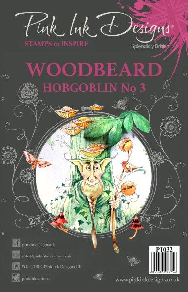 PINK INK DESIGNS WOODBEARD