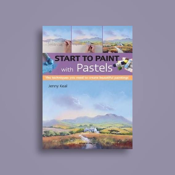 START TO PAINT IN PASTELS