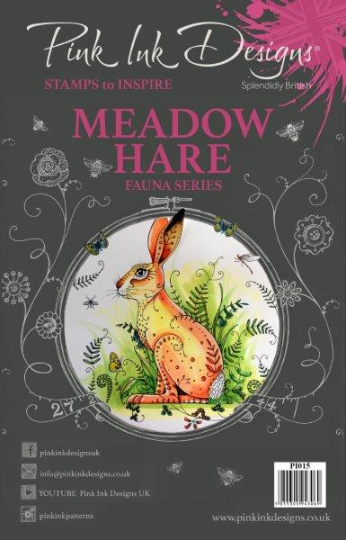 PINK INK DESIGNS MEADOW HARE