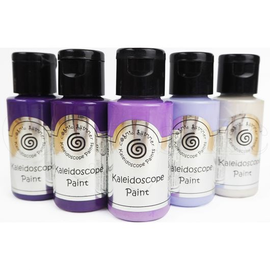 COSMIC SHIMMER KALEIDOSCOPE PAINT SET