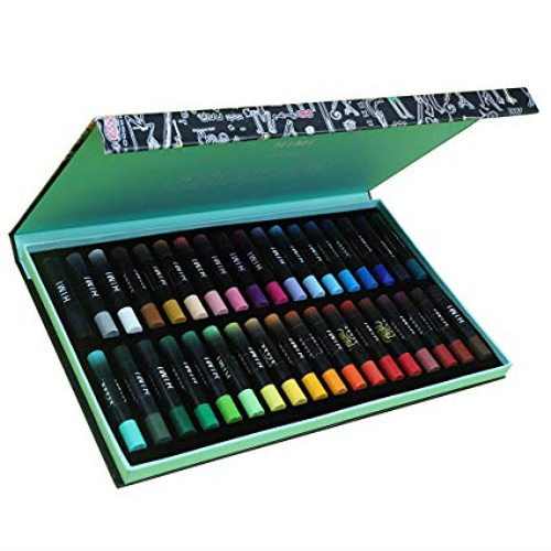 HIMI ARTS OIL PASTEL 36 COLOURS - 290419a