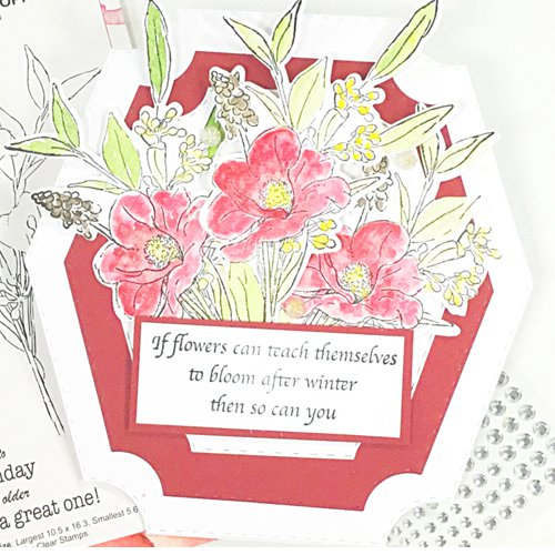 FREE DOWNLOAD - WILD POPPY stamp set - 300919