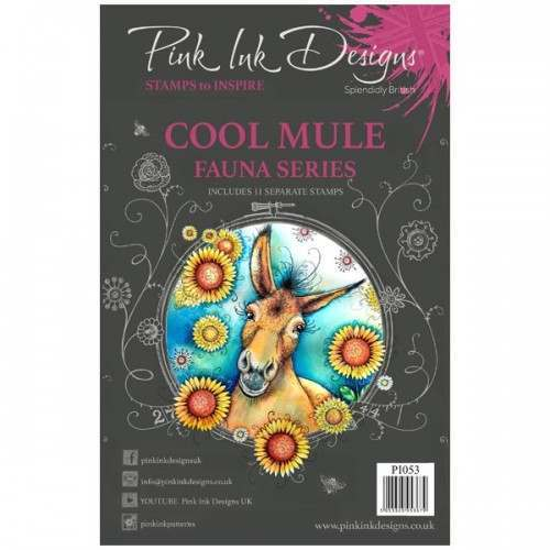 PINK INK DESIGNS COOL MULE - FBL