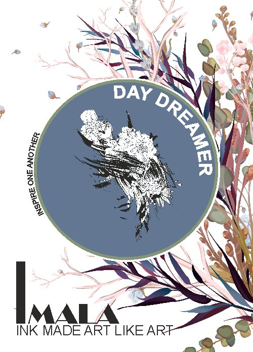 498272 - TV - IMALA - A5 STAMP - DAY DREAMER - 051119h