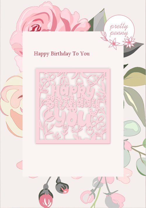 498307 TV - PRETTY PENNY - DIE SET - HAPPY BIRTHDAY TO YOU - 151119h - SHOW - FBL
