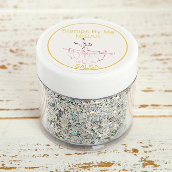 501049 TV - MIDAS MEDIA GLITTER POWDER - FOXTROT  - 031219d
