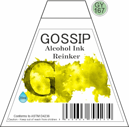 GOSSIP - ALCOHOL INK REINKER, GY167 - 271119a61