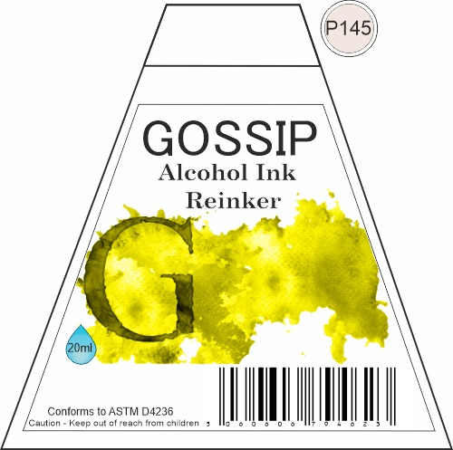 GOSSIP - ALCOHOL INK REINKER, P145 - 271119a74