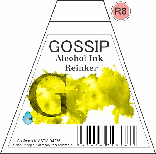 GOSSIP - ALCOHOL INK REINKER, R8 - 271119a93