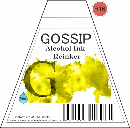 GOSSIP - ALCOHOL INK REINKER, R16 - 271119b4