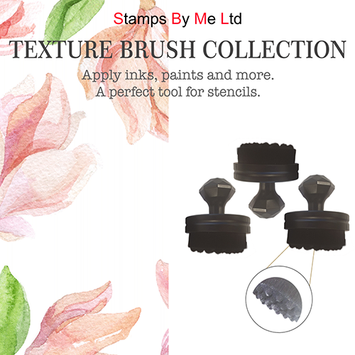 TEXTURE BRUSH COLLECTION - 041219a