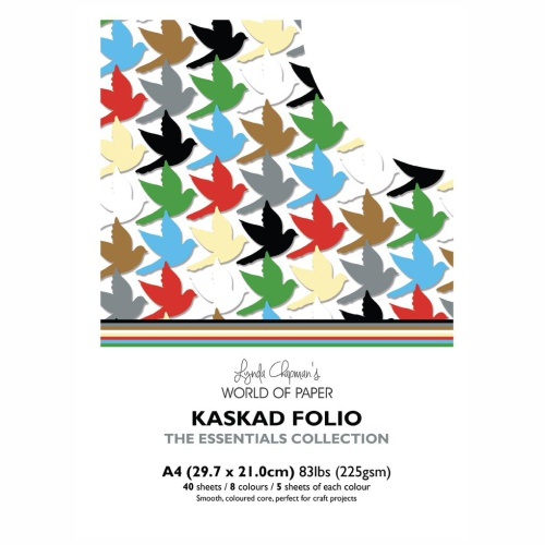 KASKAD FOLIO - THE ESSENTIALS COLLECTION