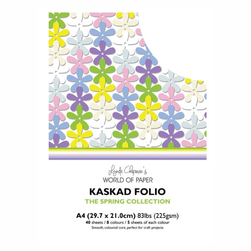 KASKAD FOLIO - THE SPRING COLLECTION