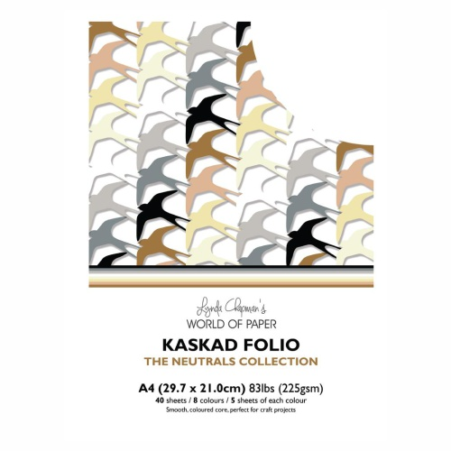 KASKAD FOLIO - THE NEUTRALS COLLECTION - FNL