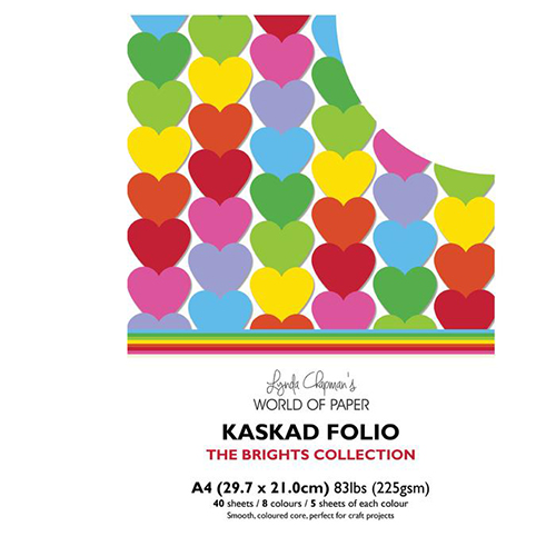 KASKAD FOLIO - THE BRIGHTS COLLECTION