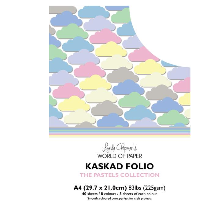 KASKAD FOLIO - THE PASTELS COLLECTION