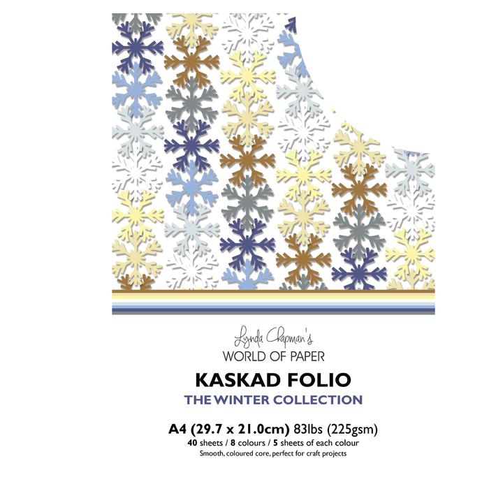 KASKAD FOLIO - THE WINTER COLLECTION