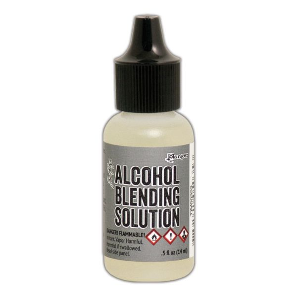 ALCOHOL BLENDING SOLUTION BY TIM HOLTZ