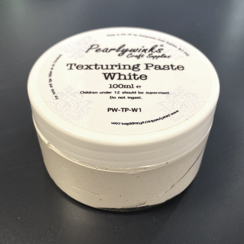 PEARLYWINKS TEXTURING PASTE 100ML - WHITE