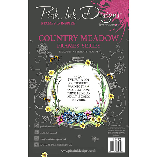 PINK INK DESIGNS COUNTRY MEADOW