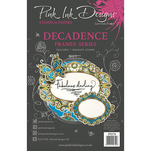 PINK INK DESIGNS DECADENCE