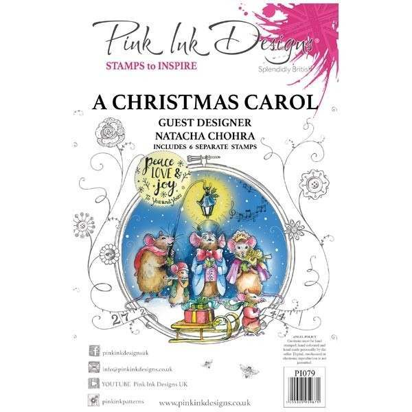 PINK INK DESIGNS A CHRISTMAS CAROL