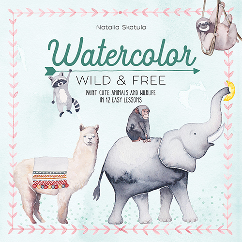 WATERCOLOR WILD & FREE