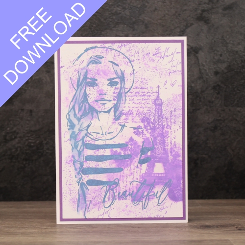FREE DOWNLOAD - STEP BY STEP - BEAUTIFUL - 250920a