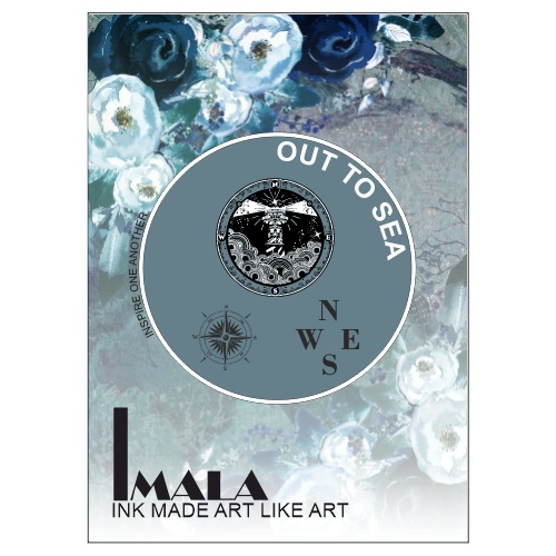 647978 - TV - IMALA - QUINTESSENTIAL - NAUTICAL - A5 STAMP - OUT TO SEA - 171120d - SHOW