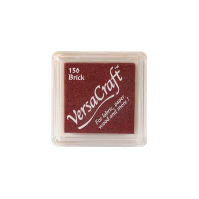 VERSACRAFT - MINI INK PAD - 156 BRICK