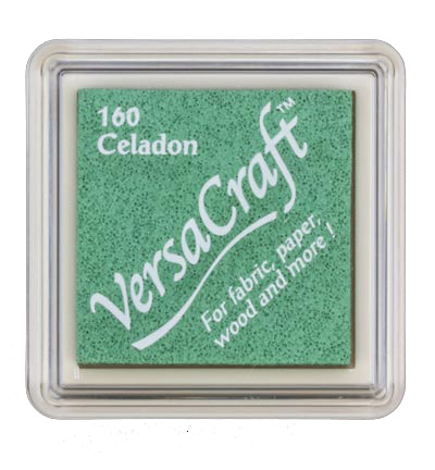 VERSACRAFT - MINI INK PAD - 160 CELADON